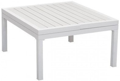 Santorini Lift-Top Coffee Table White