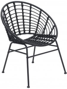 Cohen Dining Chair Black (Set of 2)