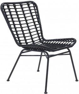 Lorena Dining Chair Black (Set of 2)