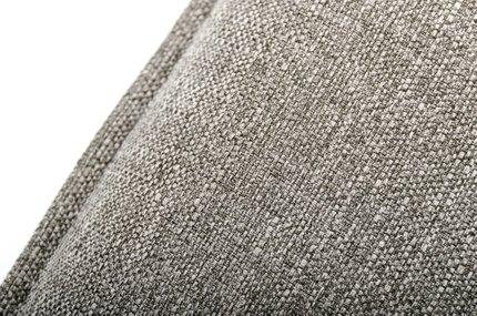 Divani Casa Porter Left Extended Sectional Sofa Gray