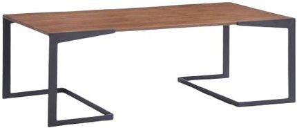 Garrison Modern Coffee Table Walnut