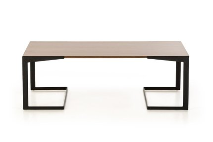 Garrison Modern Coffee Table Walnut