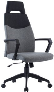 Tate Modern Office Chair Gray And Black
