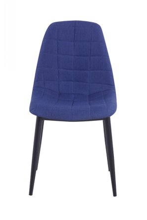Zella - Modern Dining Chair Blue (Set of 2)