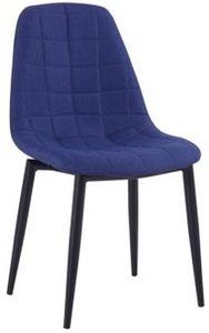 Zella - Modern Dining Chair Blue (Set of 2)