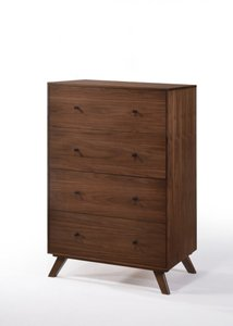 Modrest Addison Mid-Century Modern Chest Walnut