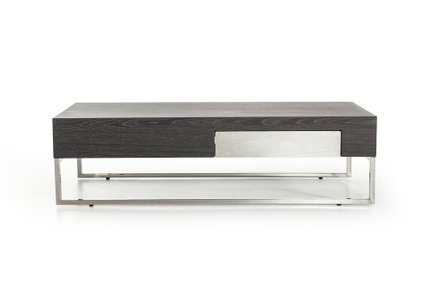 Vernon Modern Elm Coffee Table Gray