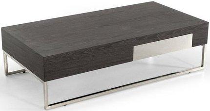 Vernon Modern Elm Coffee Table Gray