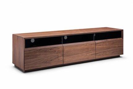 Terrance Modern TV Stand Walnut