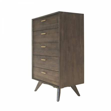 Modrest Novak Modern Dark Oak Chest