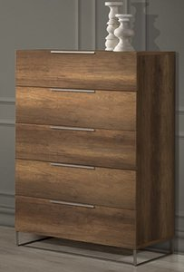 Nova Domus Lorenzo Italian Modern Chest Light Oak