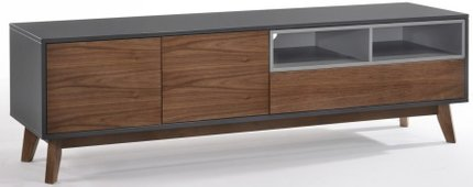 Lillian Modern TV Stand Multicolor