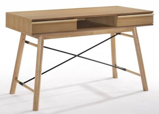 Modrest Casey Modern Desk Oak