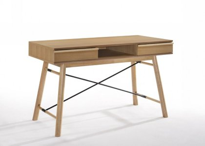 Modrest Casey Modern Desk Oak