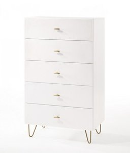 Modrest Bryan Modern Chest White