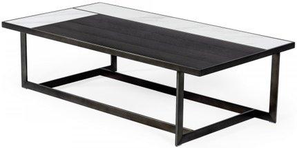 Fargo Coffee Table Gray Walnut