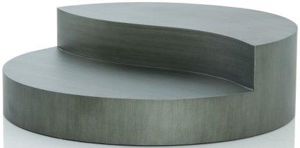 Modrest Avocet Coffee Table Gray