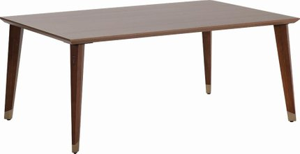 Solena Coffee Table Walnut