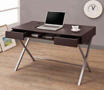 Contemporary Writing Desk Cappuccino
