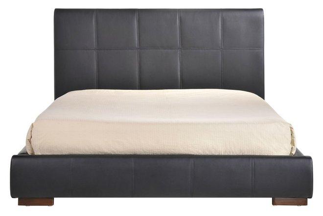 Amelie Queen Bed Black