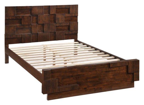 San Diego Queen Bed Walnut
