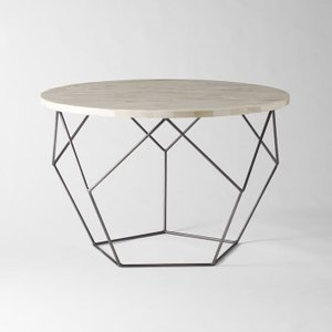 Origami Coffee Table Medium Natural