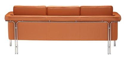 Singular Sofa Terracotta