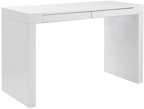 Donald Desk White