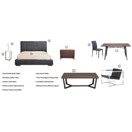 Corona Australis Bedroom Package