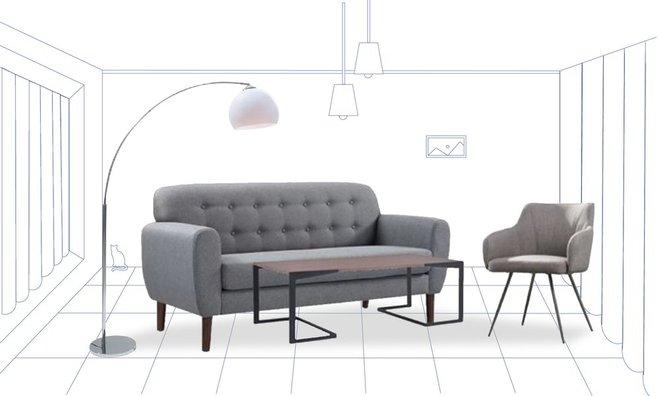 Adum Value Living Room