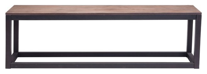Civic Center Bench Distressed Natural