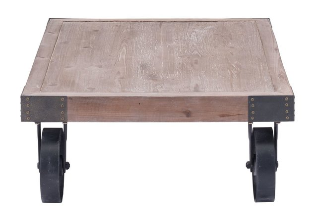 Barbary Coast Coffee Table Distressed Natural