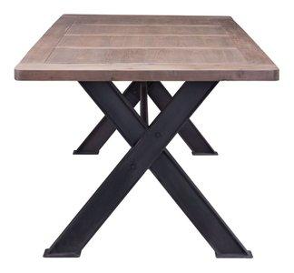 Haight Ashbury Table Distressed Natural