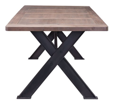 Haight Ashbury Table Distressed Natural