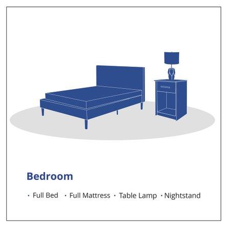 4 Bedroom Items