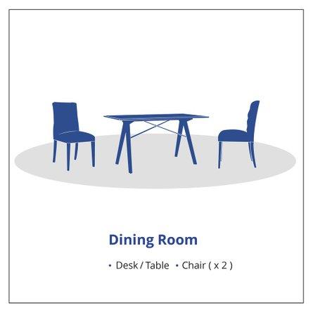 3 Dining Room Items