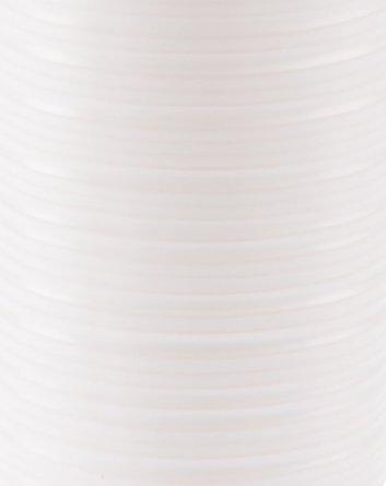 White Short Vase White