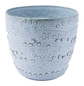 Planter Circles Large Off White