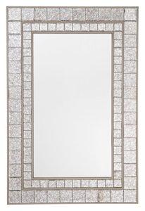 Mini Squares Mirror Antique