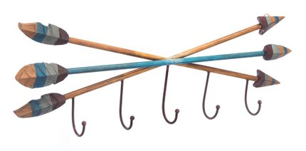 Arrow Wall Hook Multicolor
