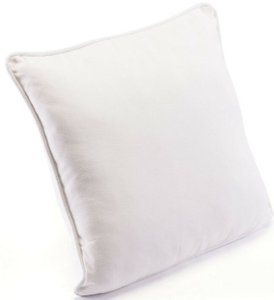 Ivory Pillow Ivory