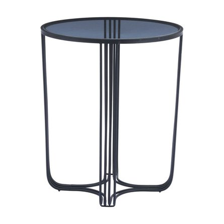 Tempo End Table Black
