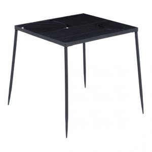 Arti End Table Black