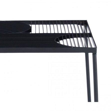 Arti End Table Black
