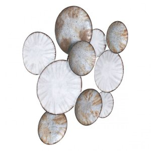 Sombra Wall Decor Gray