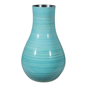 Aralia Large Vase Blue
