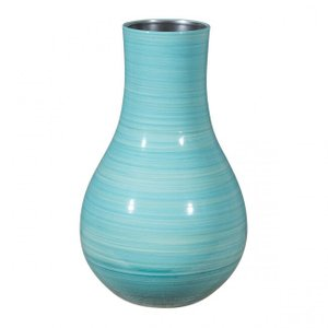 Aralia Medium Vase Blue
