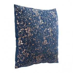 Night Pillow Blue/Gold