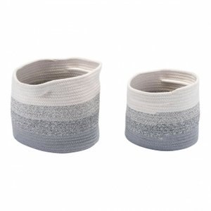 Maku Baskets With Handles (Set of 2)