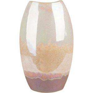 Adele Vase 1.0 Khaki And Camel